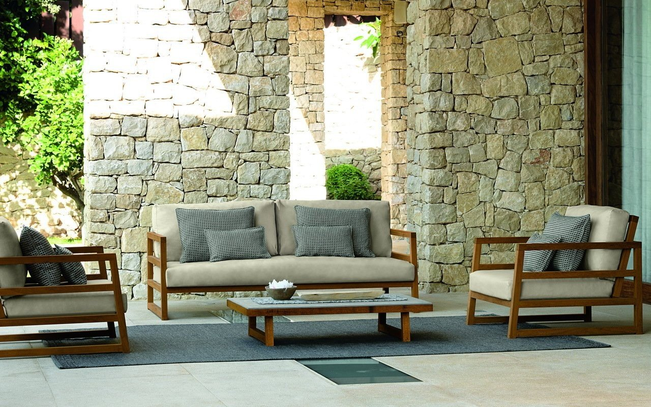 Alabama Outdoor Sofa by Talenti picture № 0