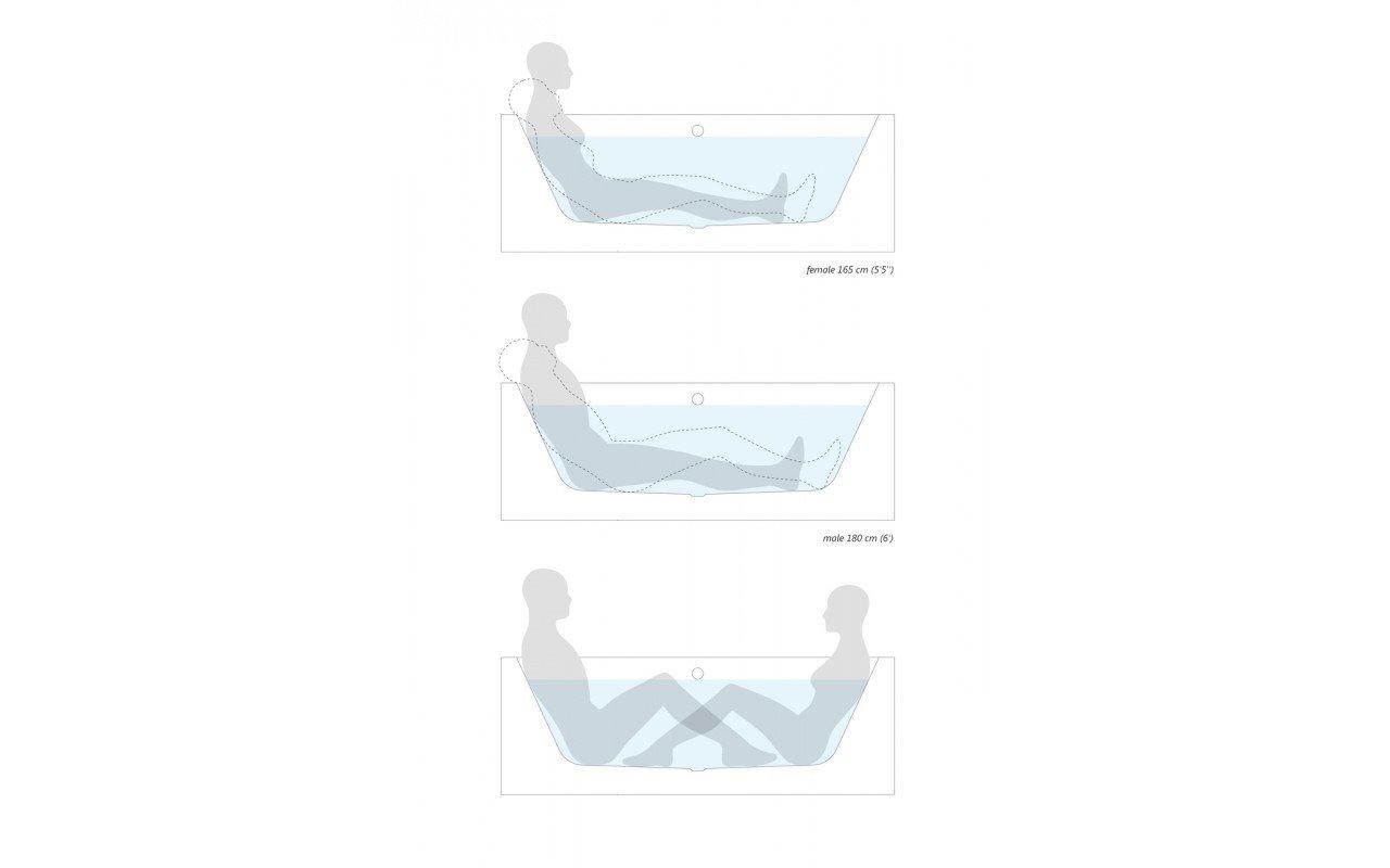 Allegra wht built in relax acrylic bathtub by Aquatica 05 (web)