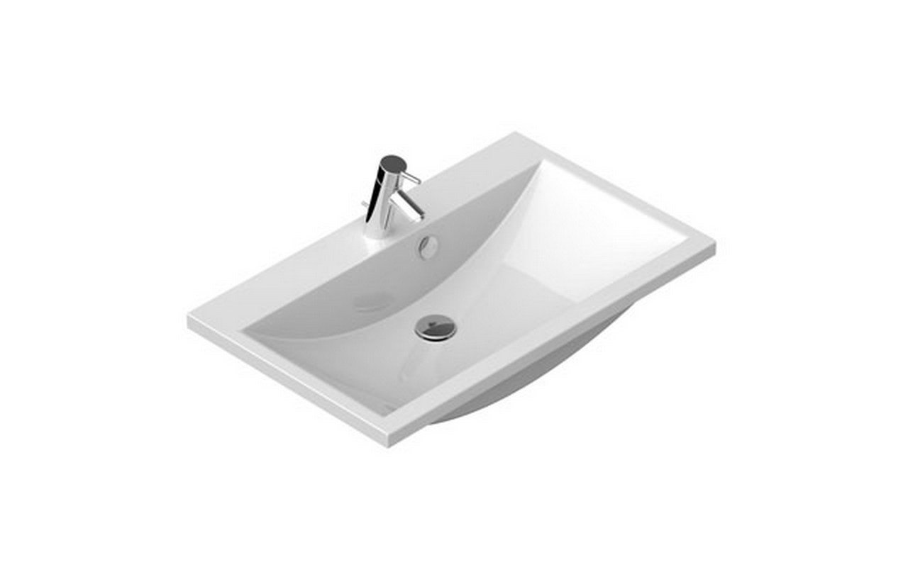 Aquatica Kandi B Stone Counter Top Washbasin