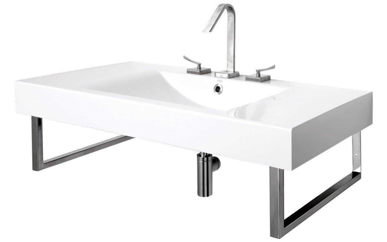 Aquatica Bravado B Wht EcoMarmor Sink