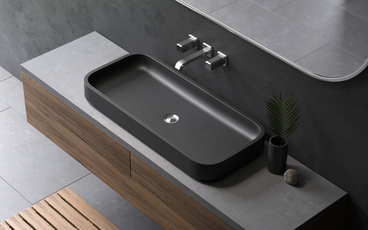 Aquatica Solace B Blck Rectangular Stone Bathroom Vessel Sink 01 (web)