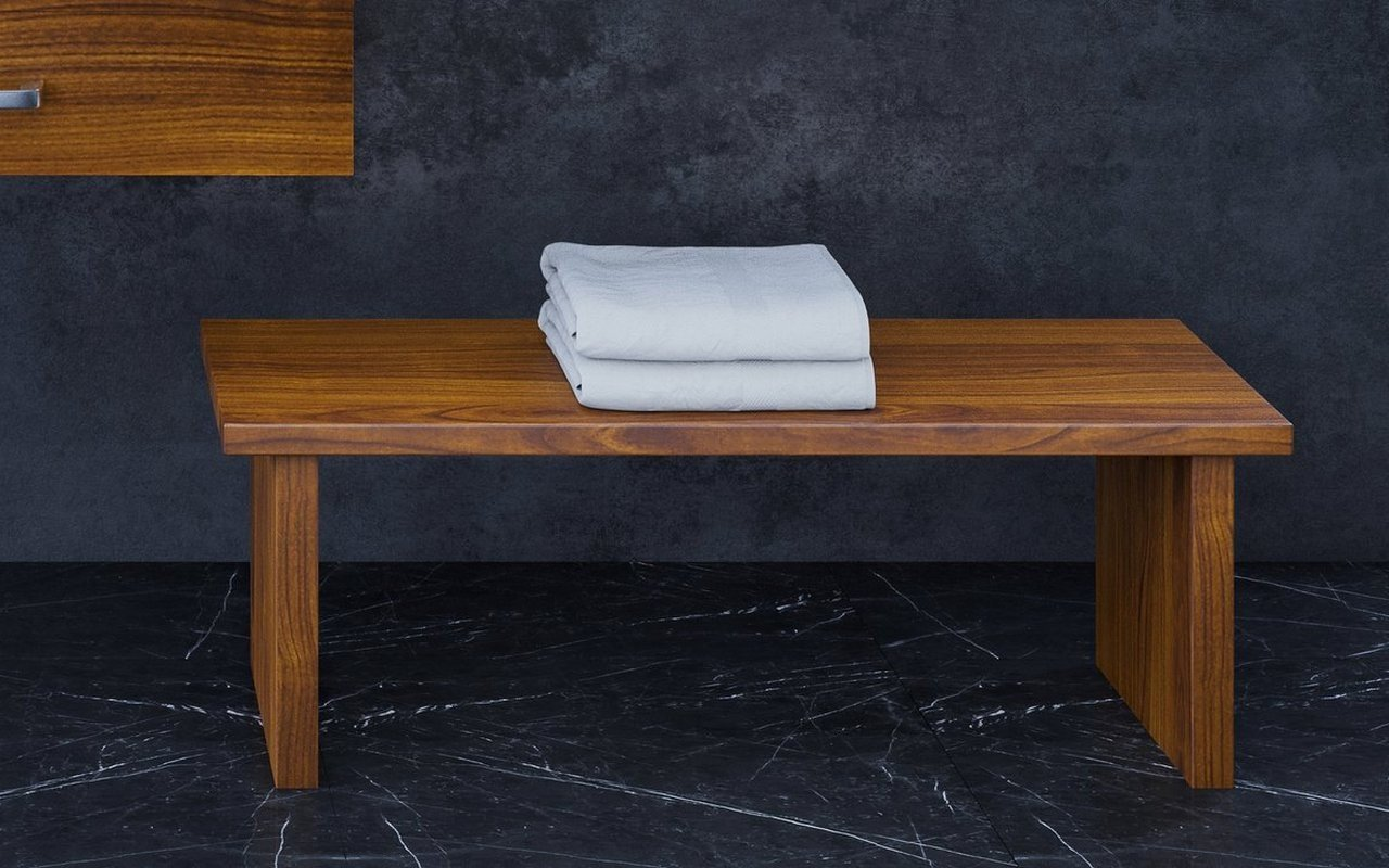 Aquatica Universal 39.25 Waterproof Iroko Wood Bathroom Bench 05 (web)