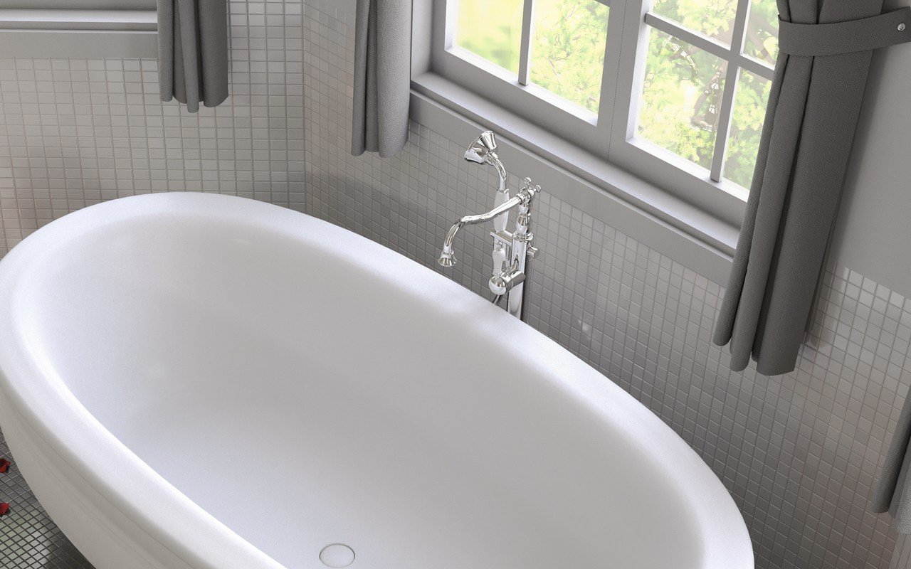 Aquatica caesar faucet floor mounted tub filler chrome 04 (web)