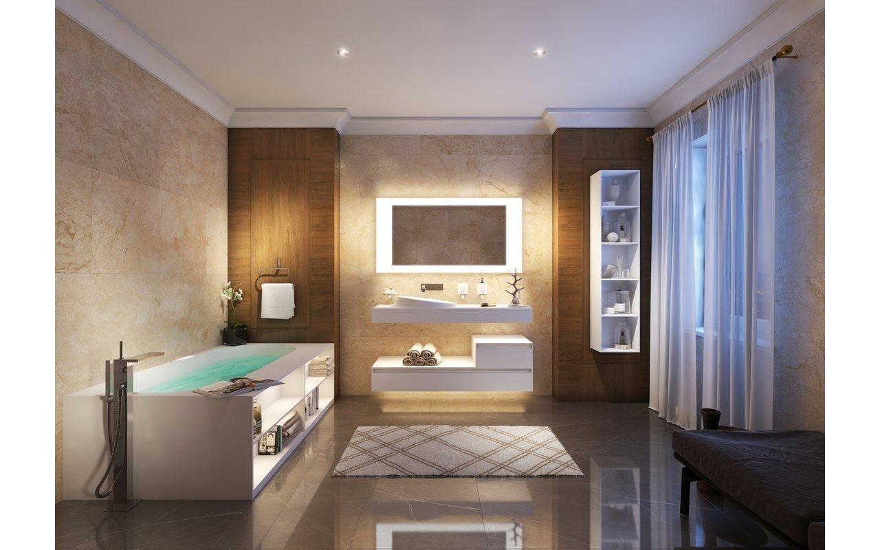 Aquatica Storage Lovers Bathroom Furniture Set picture № 0