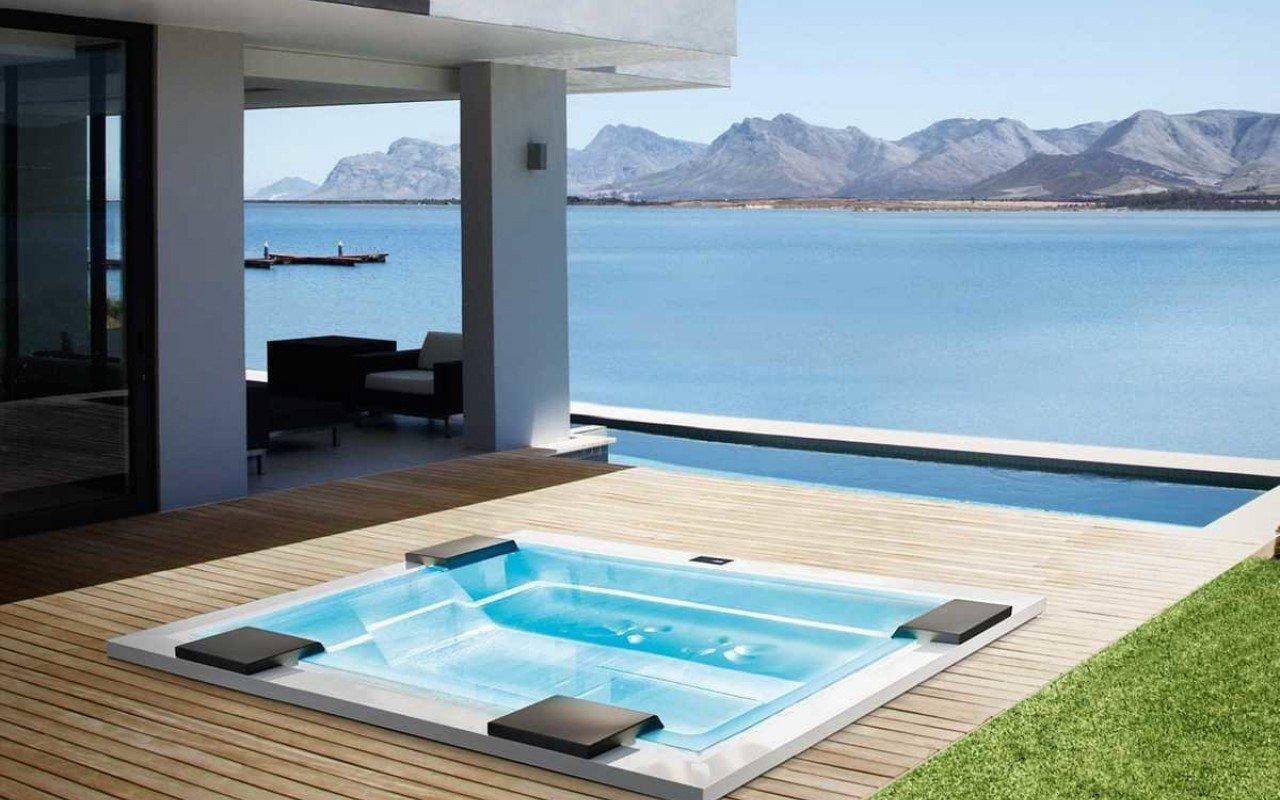Aquatica Zen Spa Pro by Marc Sadler (240V/60Hz) picture № 0