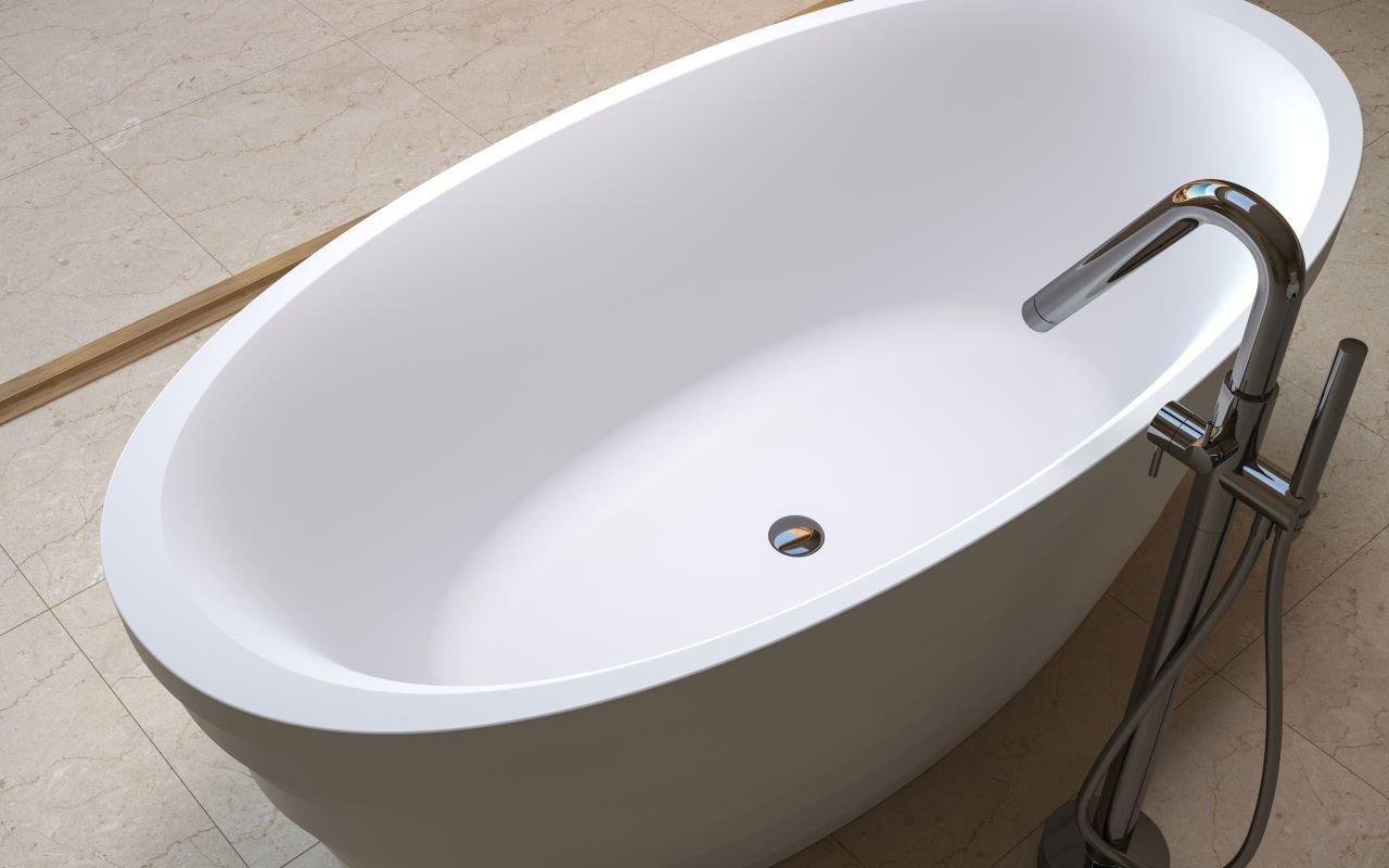 Aquatica Dune Freestanding Solid Surface Bathtub02