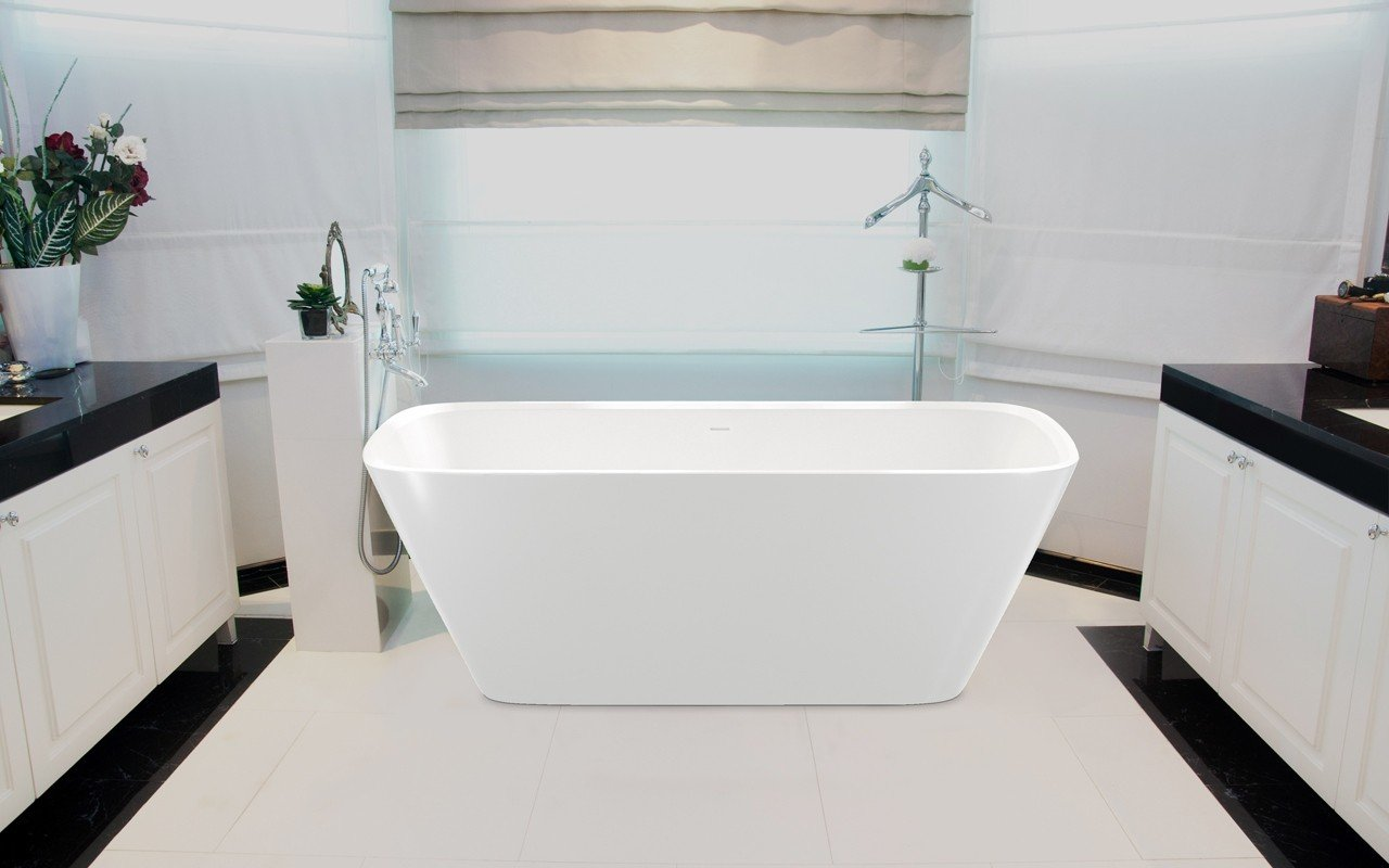 Arabella Wht Freestanding Solid Sureface Bathtub web (2)