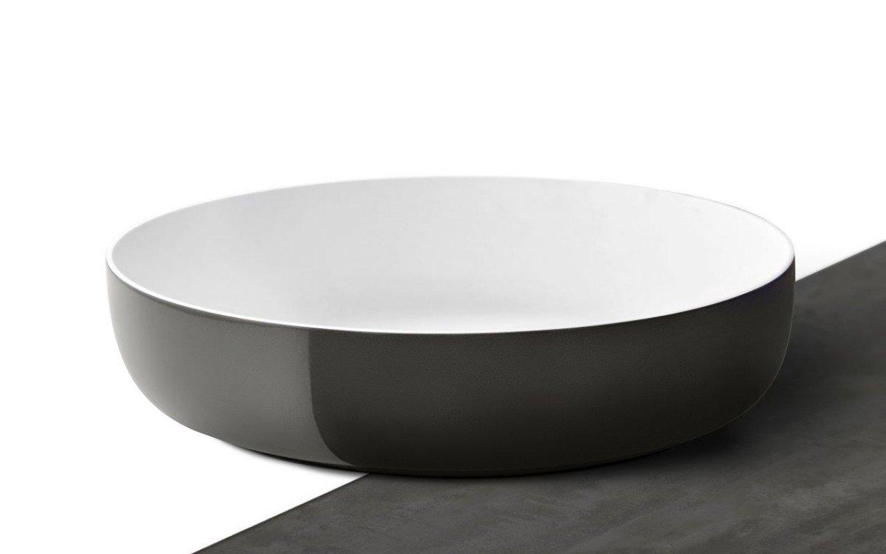 Aurora Oval Gnmt Wht Supergloss Stone Bathroom Vessel Sink03