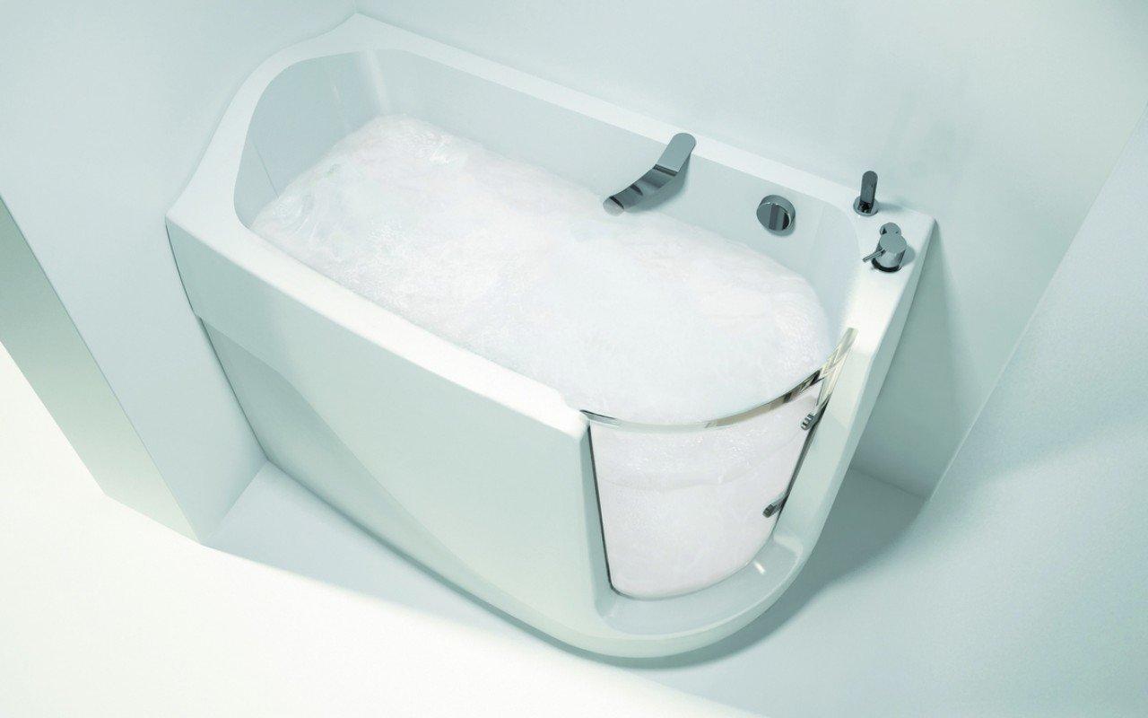Aquatica Baby-Boomer-R™ Oxygen HydroRelax Jetted Walk-In Bathtub (US version 110V/60Hz) picture № 0