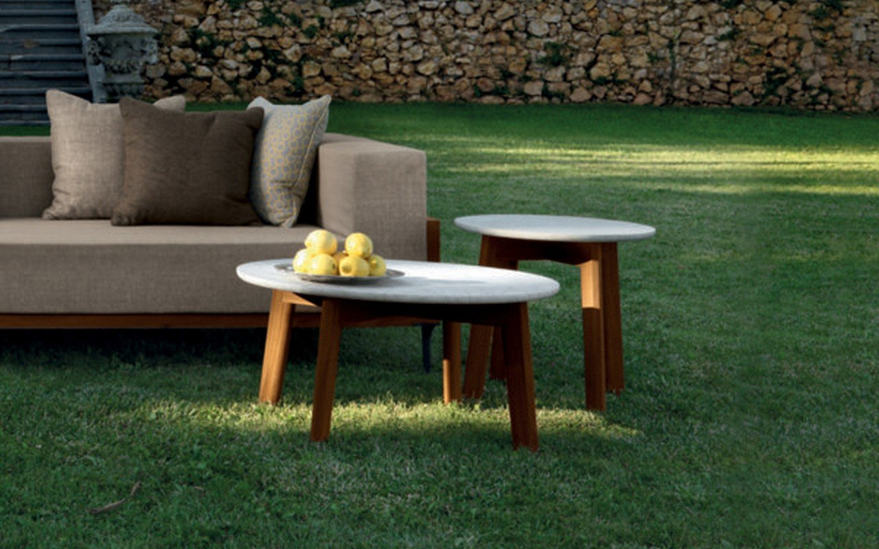 Cleo Outdoor Coffee Table by Talenti - B picture № 0