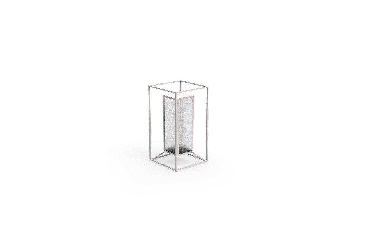 Cleo lantern white