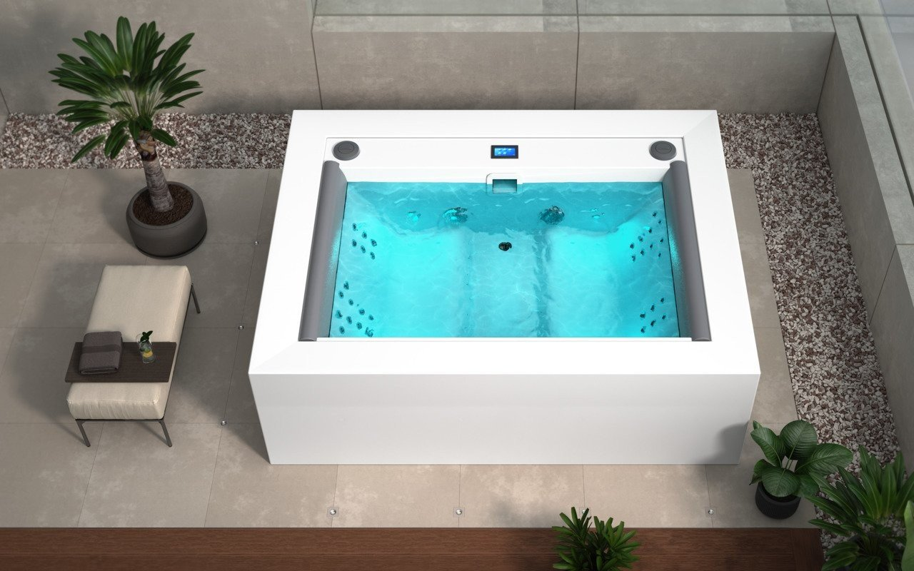 Aquatica Downtown Spa (220/240V/ 50/60Hz) picture № 0