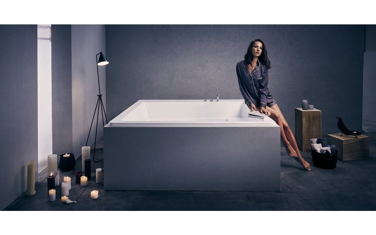Built-in Bathtubs From Acryl | Aquatica Bath Canada