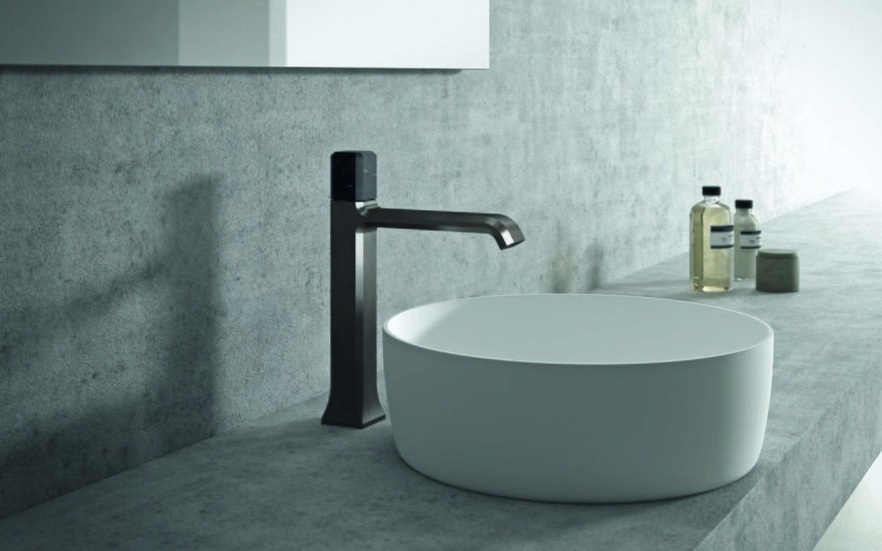 "Aquatica Lorena 7.75"" Sink Faucet (SKU-217) – Chrome picture № 0"