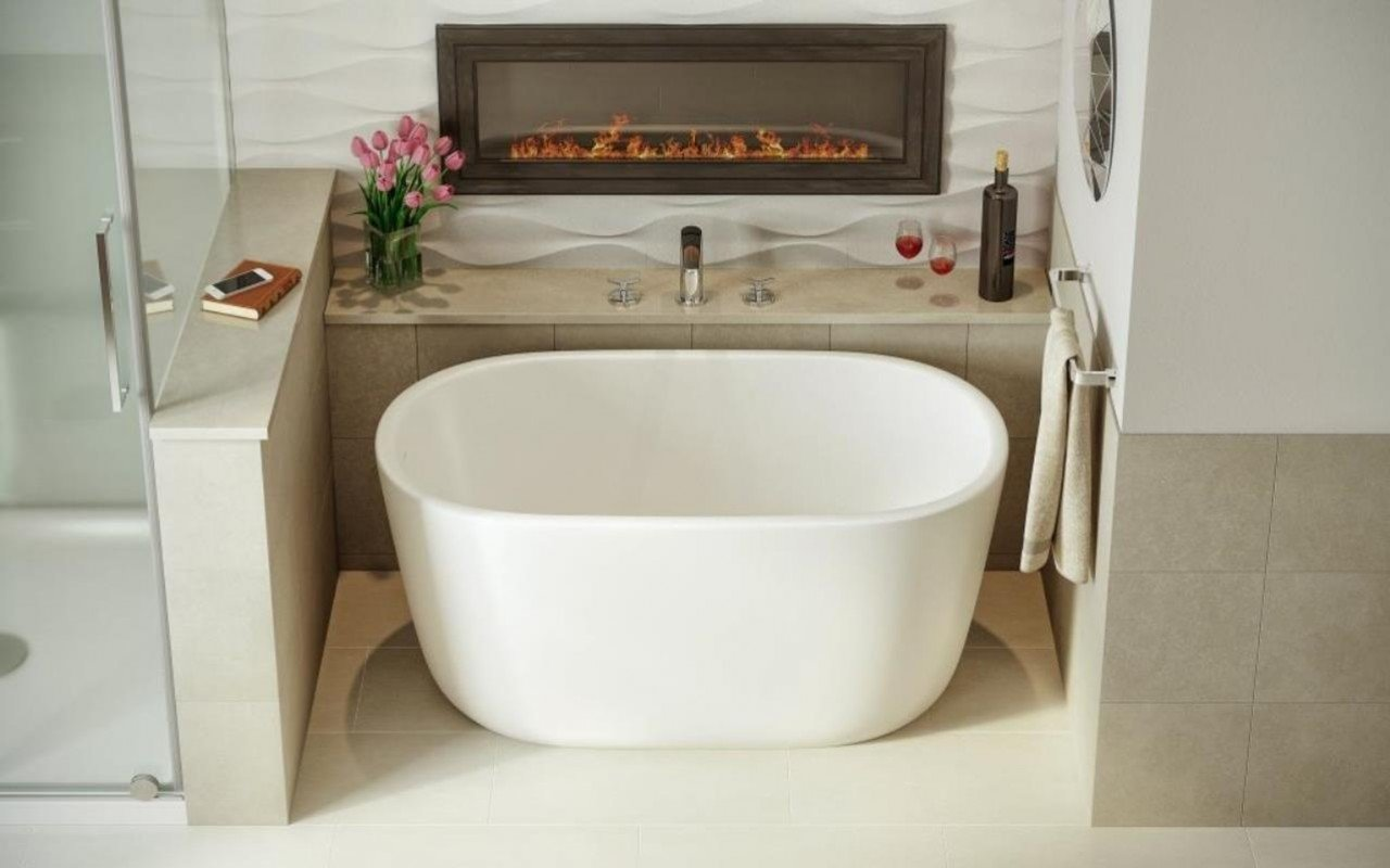 and freestanding bathtub bathtubs corner small astonishing soaking cabinet furniture startling kitchen powerful tub bathroom combo shower idea