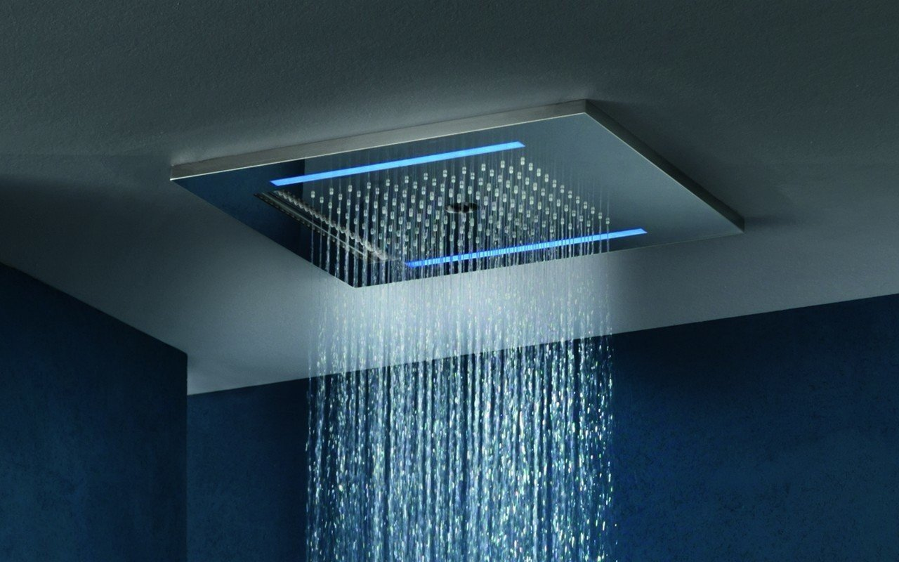 Spring MCSQ-500 Built-In Shower Head picture № 0