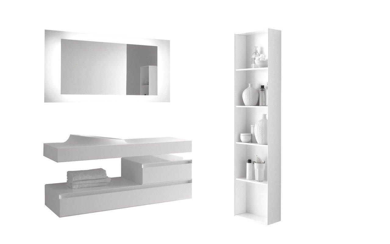 The aquatica storage lovers bathroom furniture set white (web)