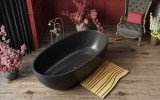 Aquatica Corelia Black Freestanding Solid Surface Bathtub 03 (web)