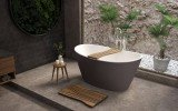 Aquatica Purescape 748M Freestanding Grey Brown Wht Solid Surface Bathtub Fine Matte 03 (web)