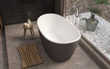 Aquatica Purescape 748M Freestanding Grey Brown Wht Solid Surface Bathtub Fine Matte 04 (web)