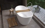 Aquatica Purescape 748M Freestanding Solid Surface Bathtub Fine Matte model 2018 04 (web)
