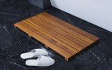 Aquatica Universal 33.5 Waterproof Iroko Wood Bath Shower Floor Mat 02 (web)