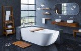 Aquatica Universal 39.25 Waterproof Iroko Wood Bathroom Bench 04 (web)