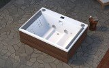 Downtown spa wooden(1)