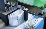 Baby Boomer L HydroRelax Jetted Walk In Bathtub web 01