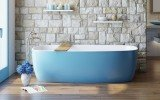 Coletta Jaffa Blue Frestanding Solid Surface Bathtub 07 (web)