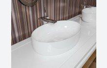 Metamorfosi Wht Ceramic Vessel Sink web 1