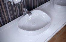 Metamorfosi Wht Shapeless Ceramic Vessel Sink 01 (web)