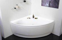 Olivia Wht Corner Acrylic Bathtub DSC2561 1 web