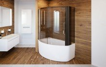 Anette B R Shower Tinted Curved Glass Shower Cabin 1 (web)