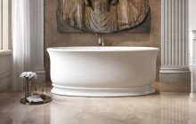 Aphrodite Wht Freestanding Solid Surface Bathtub 02 (web)