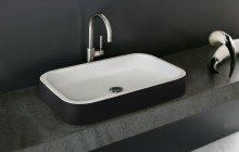 Small Square Vessel Sink picture № 5