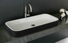 Small Square Vessel Sink picture № 8