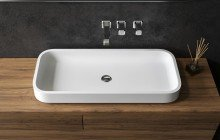 Small Square Vessel Sink picture № 9