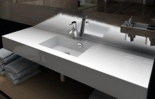 Axiom Stone Bathroom Sink 01