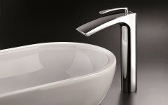 Bollicine 228 Sink Faucet Chrome by Aquatica (web) 01
