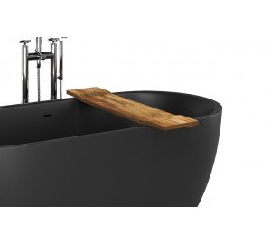 Aquatica tidal waterproof teak bathtub tray 02 (web)