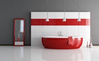 red bathrooms 8