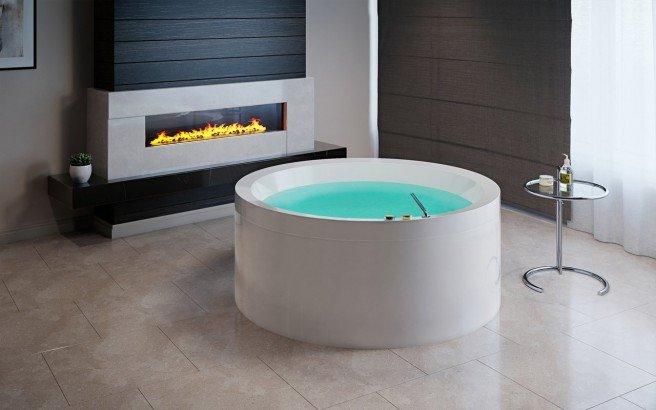 Aquatica Dream Rondo Basic Outdoor Indoor Acrylic Bathtub 1 (web)