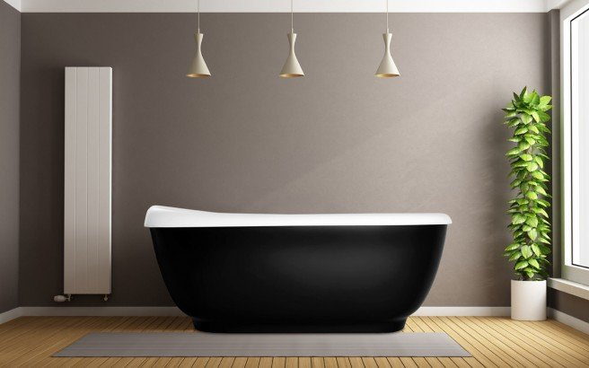 Aquatica fido black freestanding solid sirface bathtub web 01