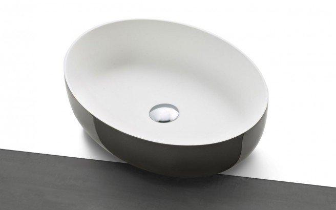 Aurora Oval Gnmt Wht Supergloss Stone Bathroom Vessel Sink06