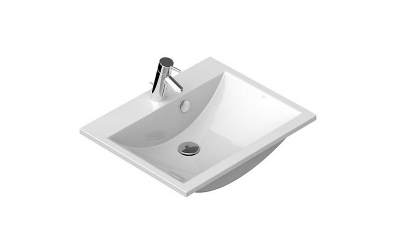 Aquatica Kandi A Stone Counter Top Washbasin