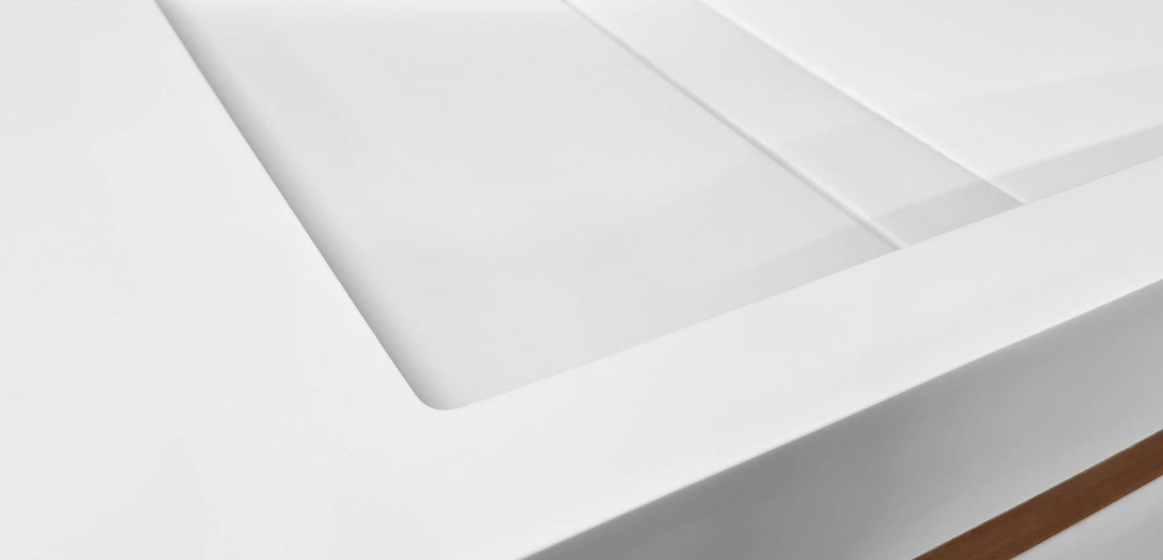 Aquatica Millennium White Sink04
