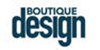 Boutique design logo