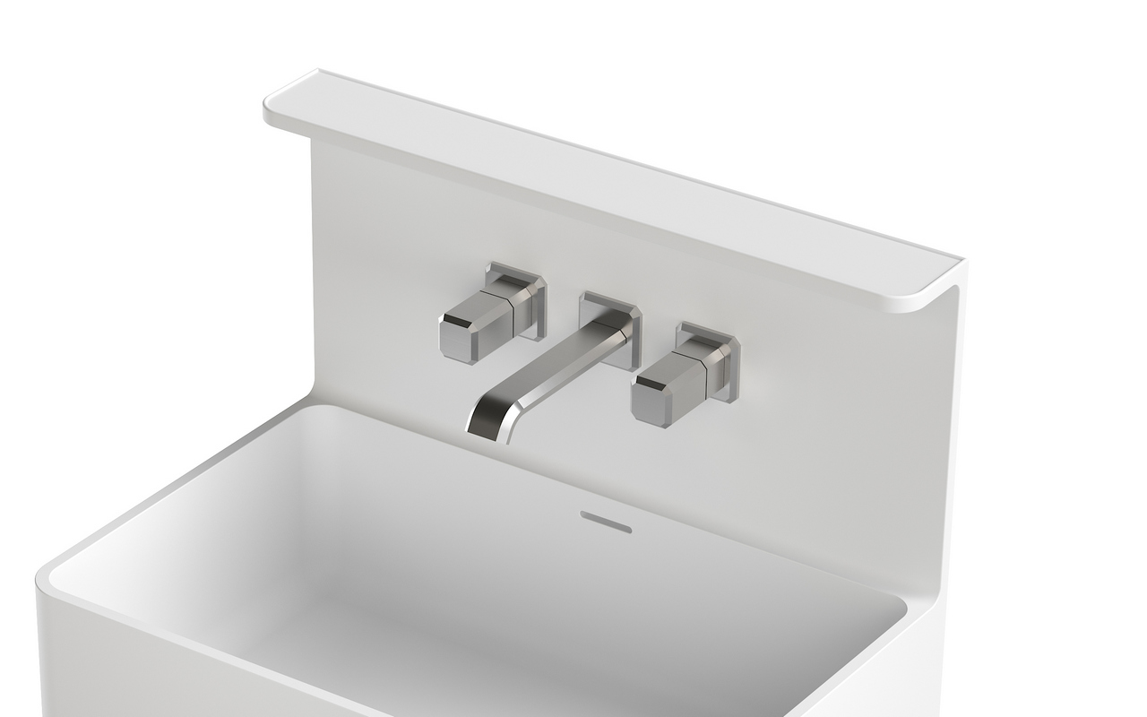 Makes Wall Mounted Faucet Installation Simple