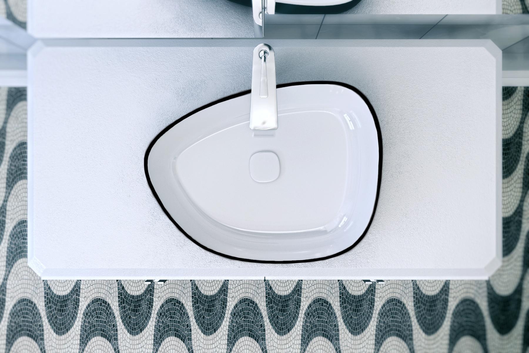 Evier salle de bain noir vasque en pierre vier noire for Evier de salle de bain en pierre